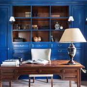地中海风格精美书房设计装修效果图赏析