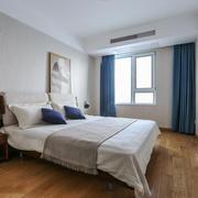 30平米简约风格卧室装修实景图赏析