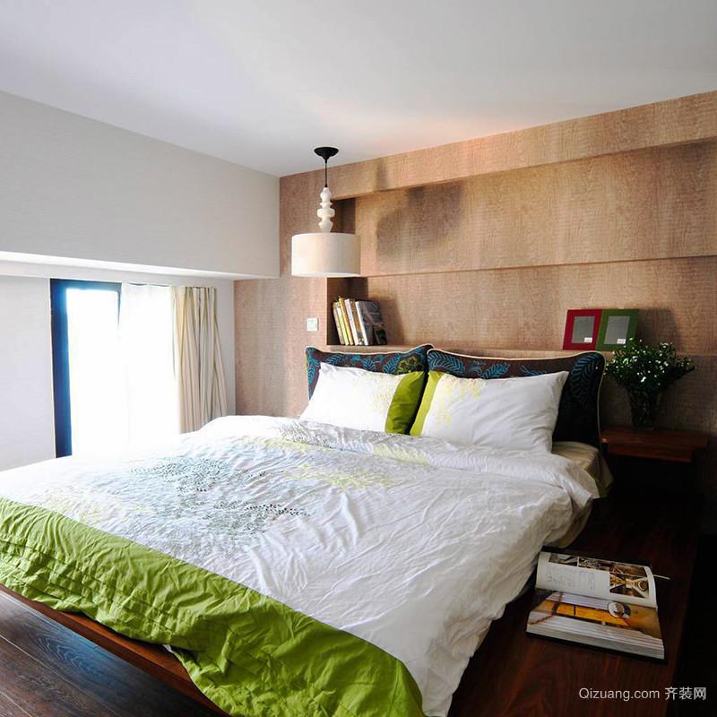 68平米现代风格精致loft装修效果图赏析