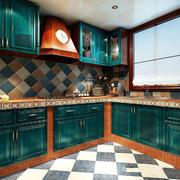 新古典主义风格大户型精致厨房装修效果图赏析