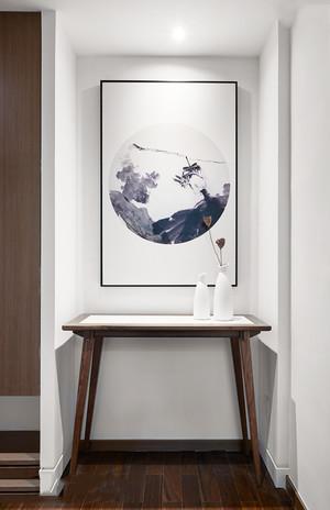新中式风格精致雅韵玄关设计装修效果图