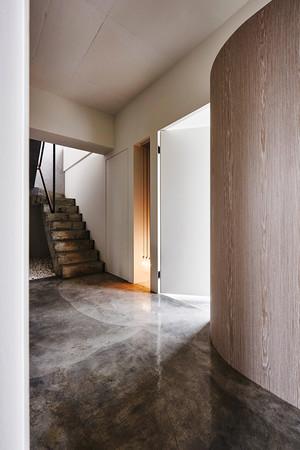 195平米后现代风格简约别墅室内装修效果图案例