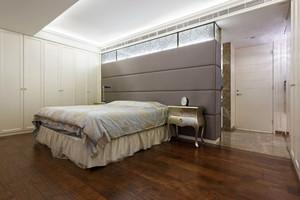 26平米简欧风格卧室背景墙装修效果图赏析