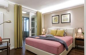 简欧风格精美温馨卧室装修效果图