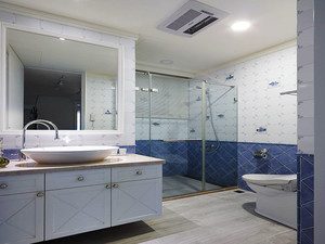 151平米欧式风格精美大户型室内装修效果图案例