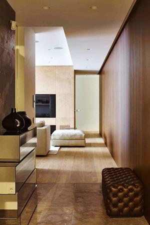 82平米现代风格精装公寓装修效果图鉴赏