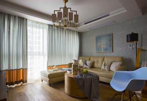 188平米新中式风格禅意复式楼室内装修效果图