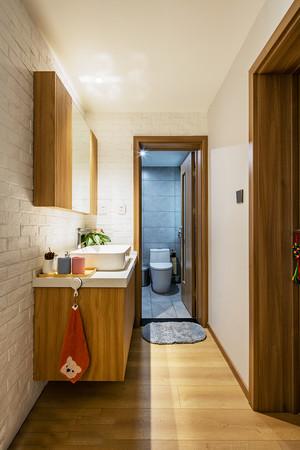 宜家风格简约卫生间浴室柜装修效果图鉴赏