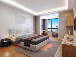 北欧风格简约一居室室内装修效果图案例
