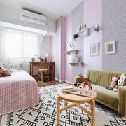 简欧风格精美儿童房设计装修效果图赏析
