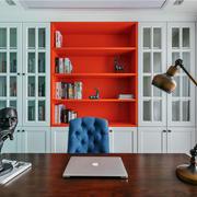 欧式风格精美书房装修效果图赏析