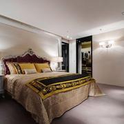 欧式风格大户型精美卧室装修效果图赏析