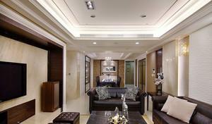 157平米新古典主义风格大户型室内装修效果图案例
