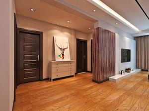 79平米北欧风格简约两室两厅室内装修实景图赏析