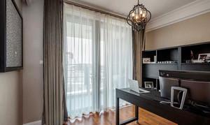 164平米后现代风格精致复式楼室内装修效果图案例