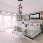 欧式风格别墅室内精美卧室装修效果图赏析