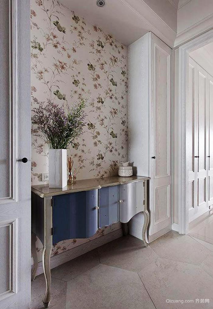 100平米欧式风格精美室内设计装修效果图