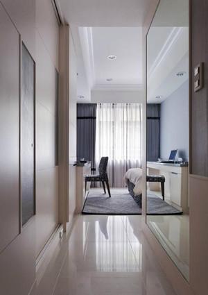 144平米新古典主义风格三室两厅室内装修效果图