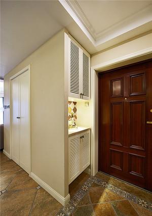美式风格精装四室两厅室内装修效果图案例