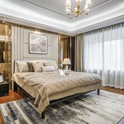 新古典主义风格大户型卧室装修效果图鉴赏