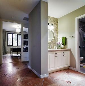 155平米新中式风格大户型室内装修效果图案例