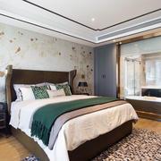 混搭风格精致卧室装修效果图赏析