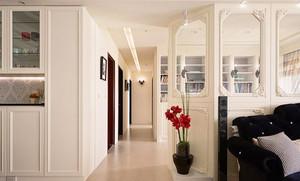 138平米简欧风格精美大户型室内装修效果图案例