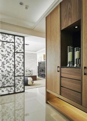 98平米现代风格精致两室两厅室内装修效果图案例