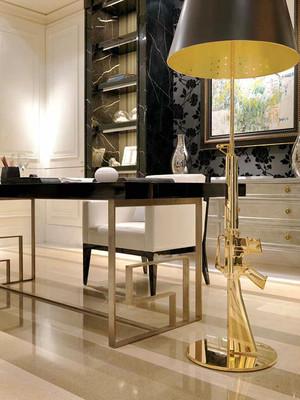 148平米欧式风格精致大户型室内装修效果图案例