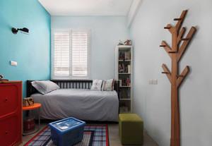 现代风格时尚小户型儿童房设计装修效果图