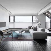 现代风格时尚简约客厅设计装修效果图赏析