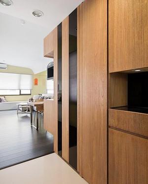 77平米现代风格时尚两室两厅室内装修效果图