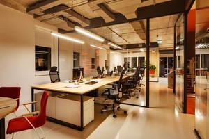 后现代风格创意办公室装修效果图赏析