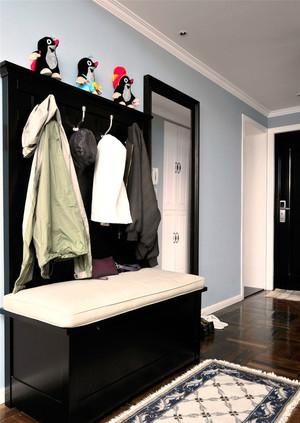 120平米美式风格精装室内装修效果图案例