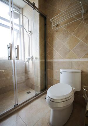 109平米美式田园风格精美两室两厅室内装修效果图