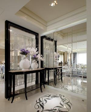 165平米新古典主义风格大户型室内装修效果图