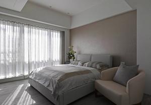 108平米后现代风格精致两室两厅室内装修效果图