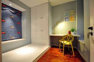100平米简约美式风格精致室内装修实景图赏析