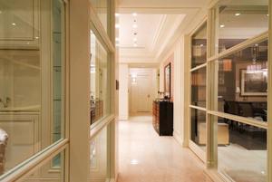 欧式风格室内过道设计装修效果图赏析