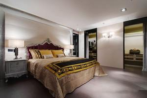 欧式风格低调奢华卧室装修效果图赏析
