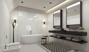 8平米现代风格精致卫生间装修实景图赏析