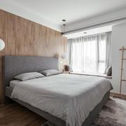 30平米宜家风格简约卧室装修效果图