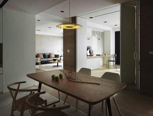 65平米宜家风格温馨一居室室内装修效果图
