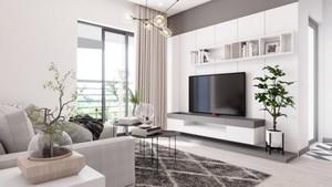 北欧风格简约公寓装修效果图赏析