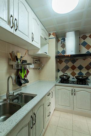 121平米简欧风格温馨三室两厅室内装修实景图鉴赏