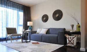 80平米现代风格精致室内装修效果图赏析