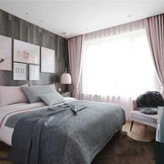 20平米宜家风温馨卧室装修效果图鉴赏