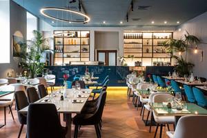 混搭风格精美餐厅设计装修效果图赏析