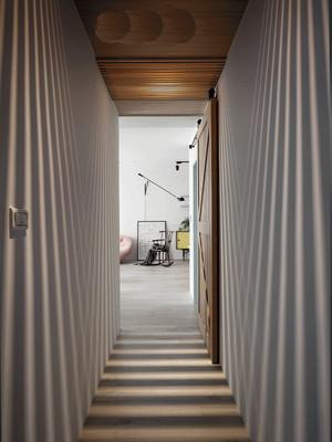 80平米北欧风格清新室内装修效果图案例