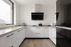 10平米现代风格厨房装修效果图赏析